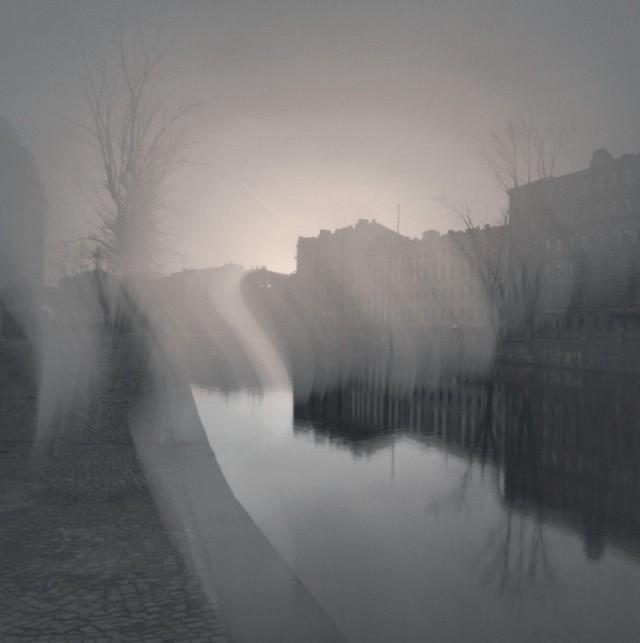 Закат на канале, 2006. Санкт-Петербург. Фотограф Алексей Титаренко