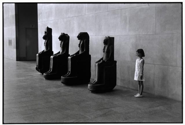 Метрополитен-музей, Нью-Йорк, 1988. Автор Эллиотт Эрвитт