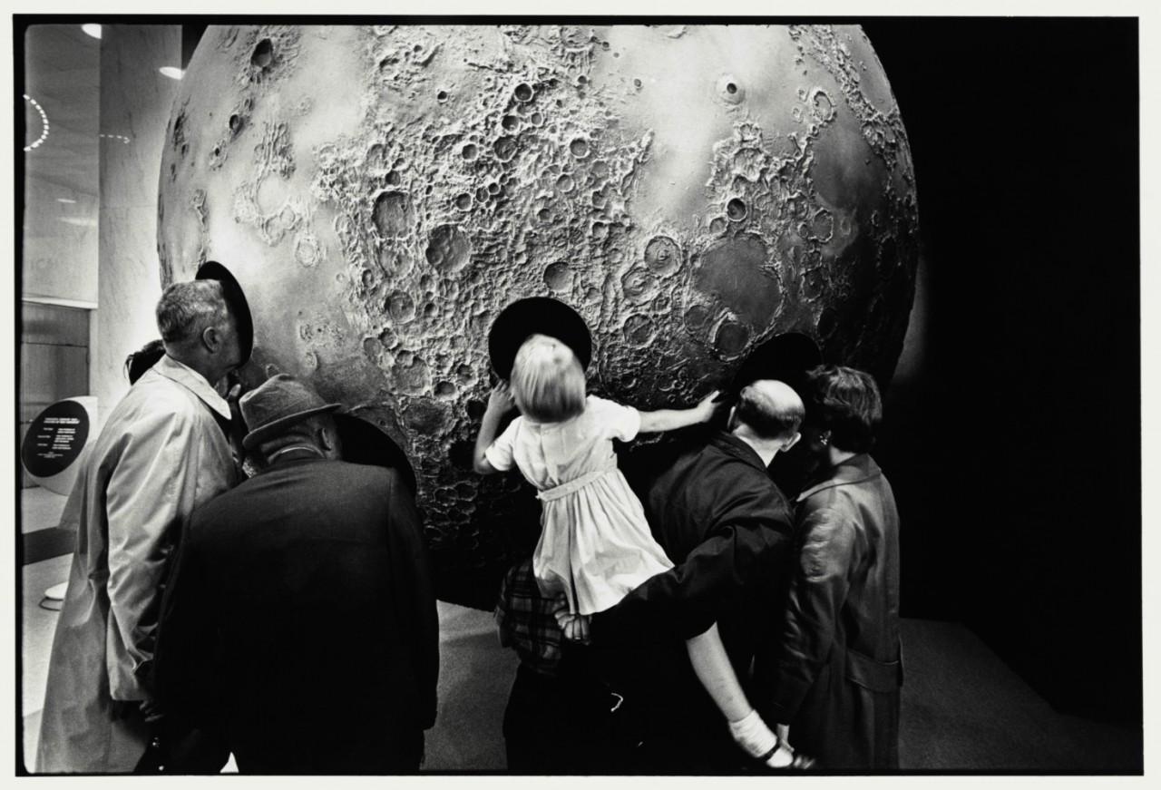 Смитсоновский институт, Вашингтон, округ Колумбия, 1967. Автор Эллиотт Эрвитт
