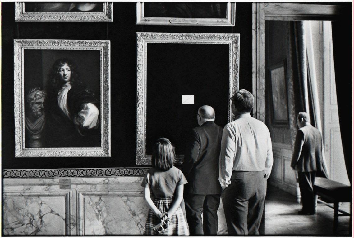 Версаль, Франция, 1975. Автор Эллиотт Эрвитт