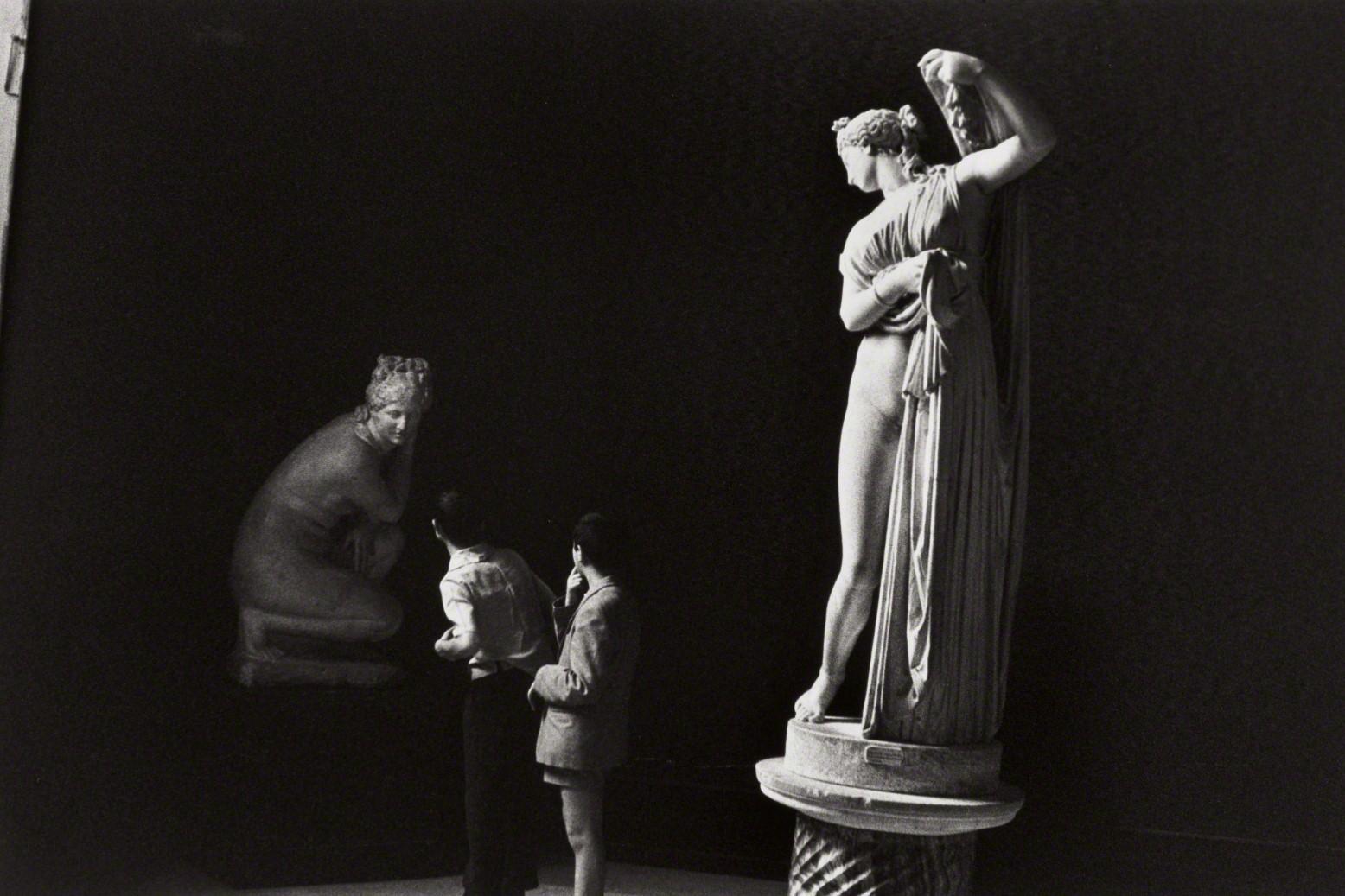 Неаполь, Италия, 1960. Фотограф Анри Картье-Брессон