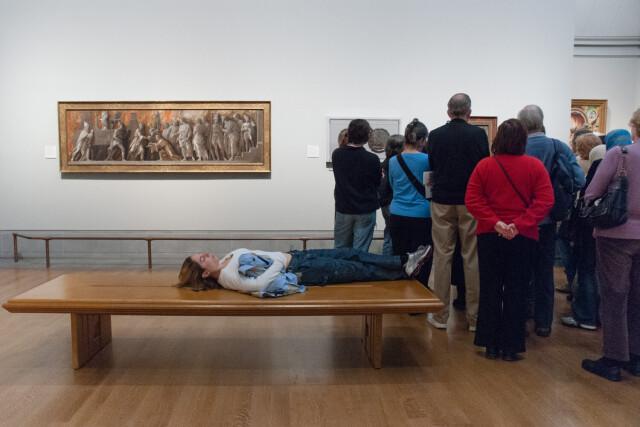 Национальная галерея, 2007. Фотограф Дэвид Соломонс