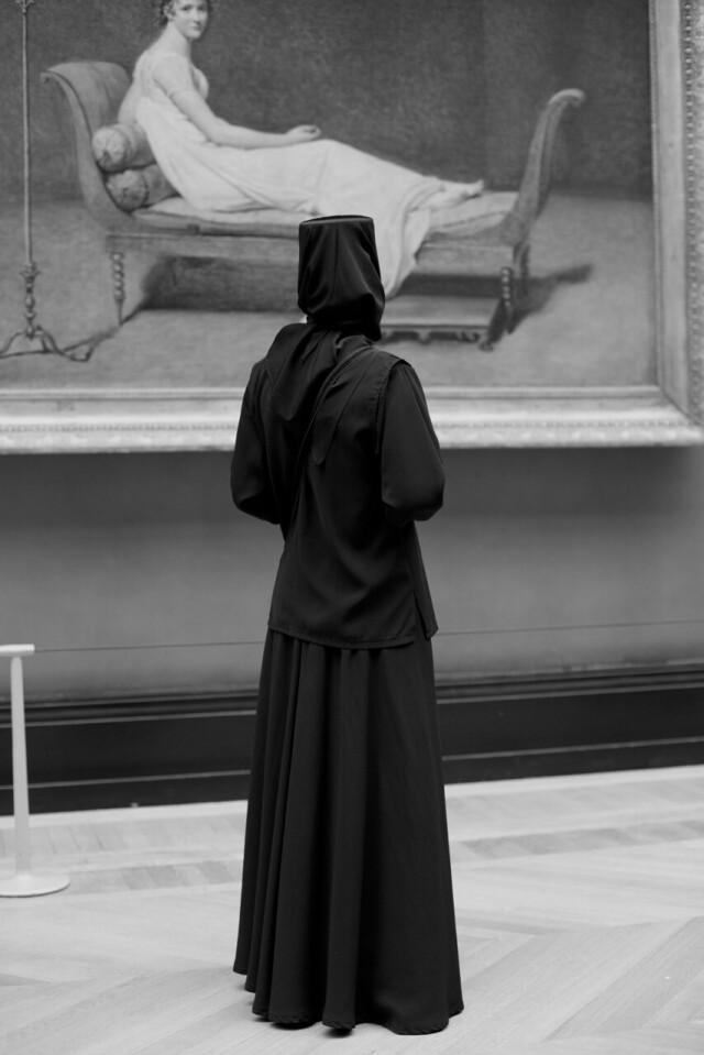 Лувр. Фотограф Патрик Челли