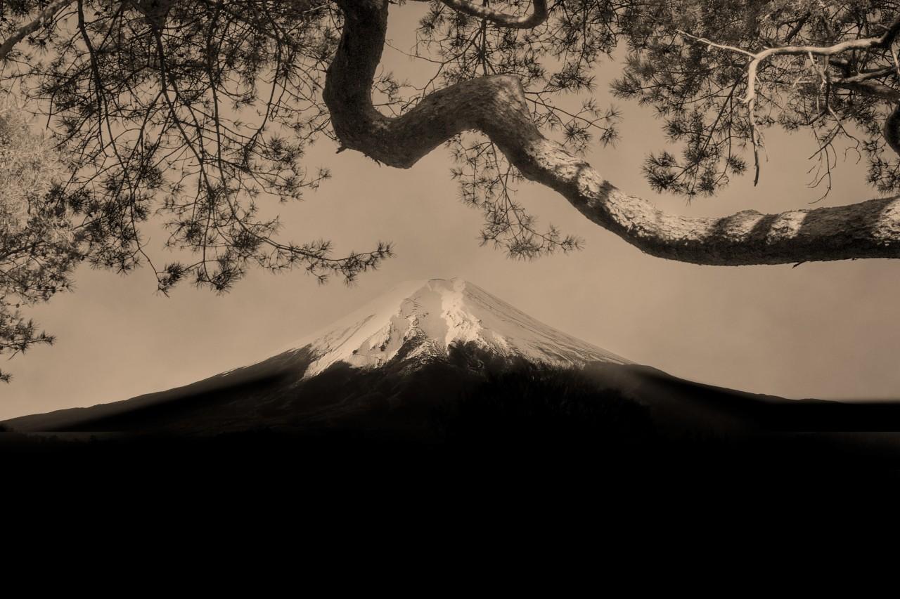 Гора Фудзи, 2019. Фотограф Пол Купидо