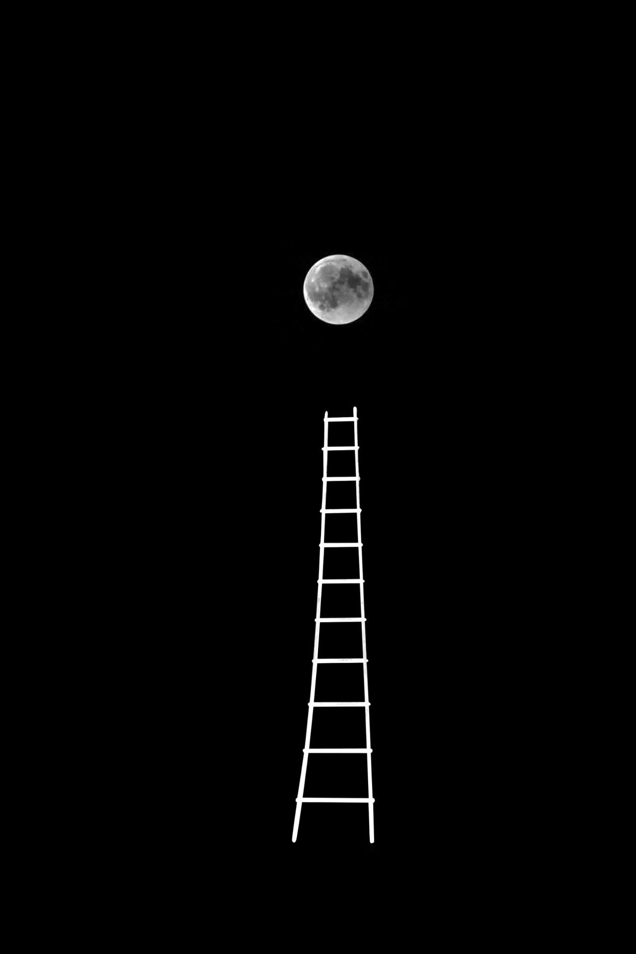 Лунная лестница, 2018. Фотограф Пол Купидо