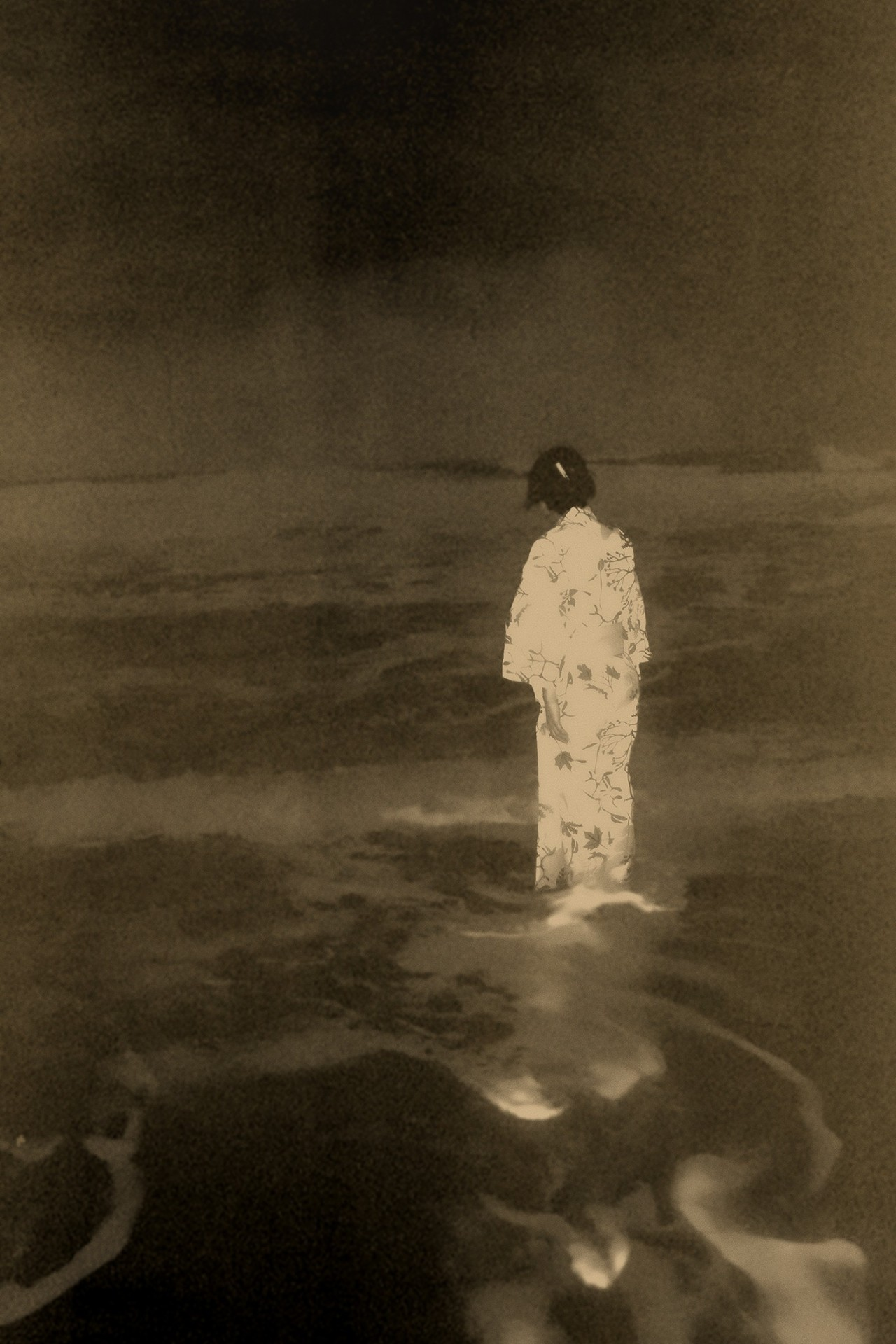Мика у моря, 2019. Фотограф Пол Купидо