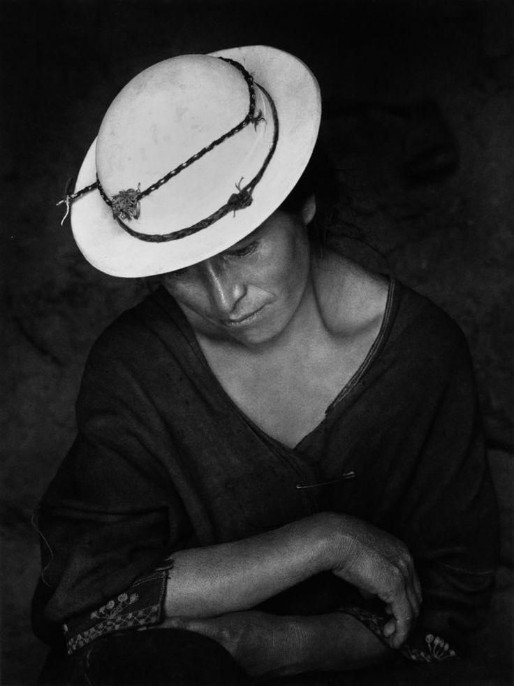Дева, Боливия, 1990. Фотограф Флор Гардуньо