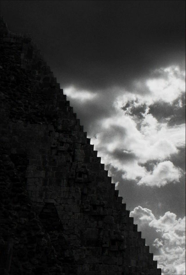 Лестница в рай, 2000. Фотограф Флор Гардуньо
