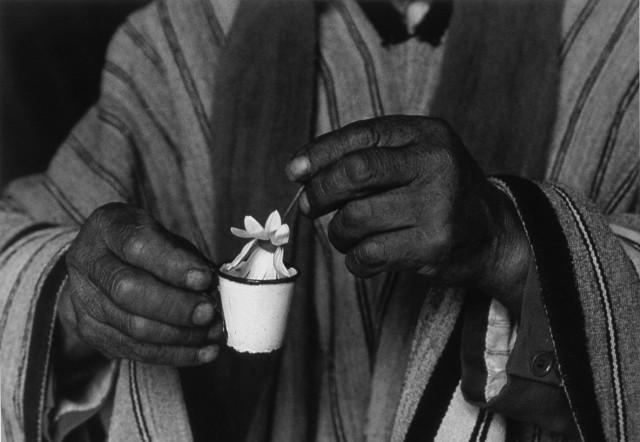 Благословение, Боливия, 1990. Фотограф Флор Гардуньо