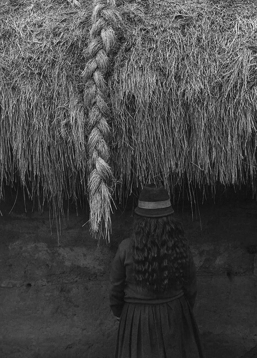 Из серии «Свидетели времени», 1991. Фотограф Флор Гардуно