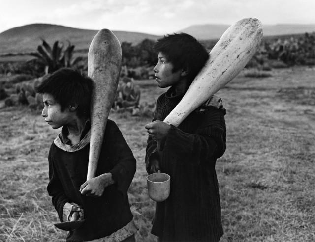Мексика, 1981. Фотограф Флор Гардуньо