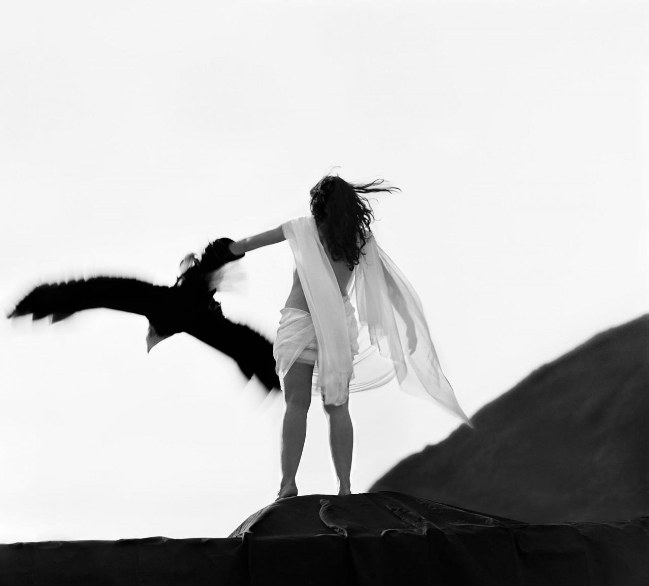 Похищение женщины, Швейцария, 2008. Фотограф Флор Гардуньо