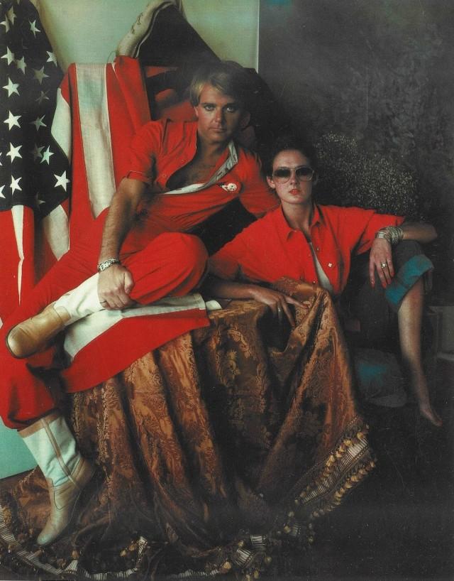 Барбара и Фред, 1976 год, фотограф Мари Косиндас