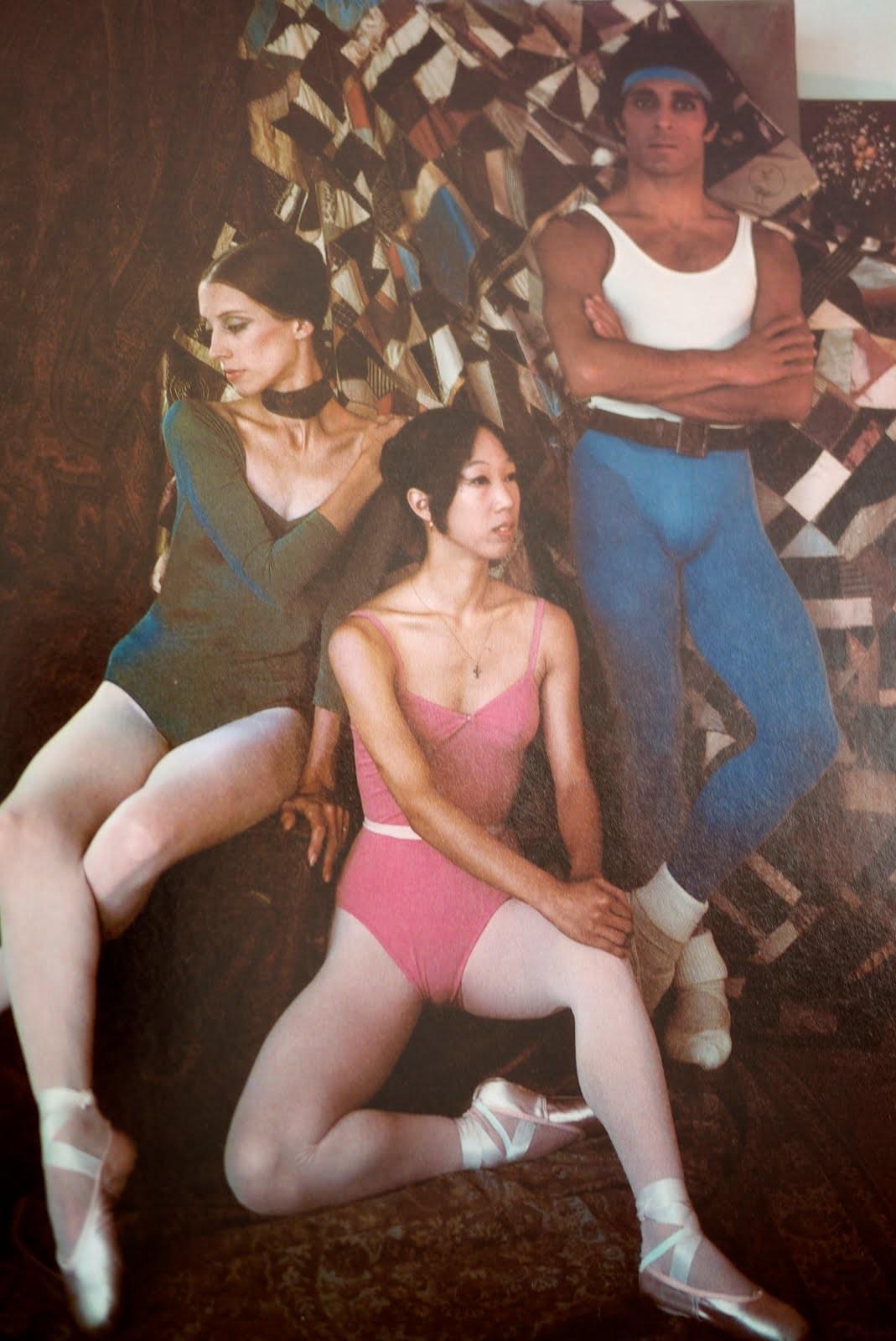 Стефани, Элейн и Тони, 1976 год. Фотограф Мари Косиндас