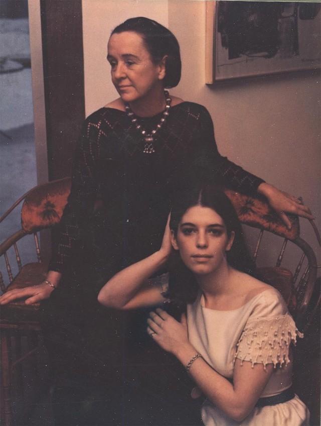 Портрет из серии «Афинские дамы», 1969 год. Фотограф Мари Косиндас