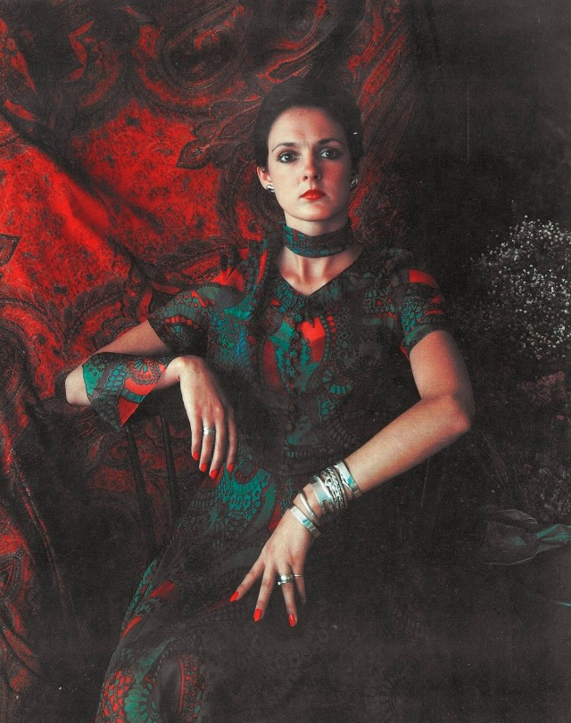 Барбара, 1976 год. Фотограф Мари Косиндас