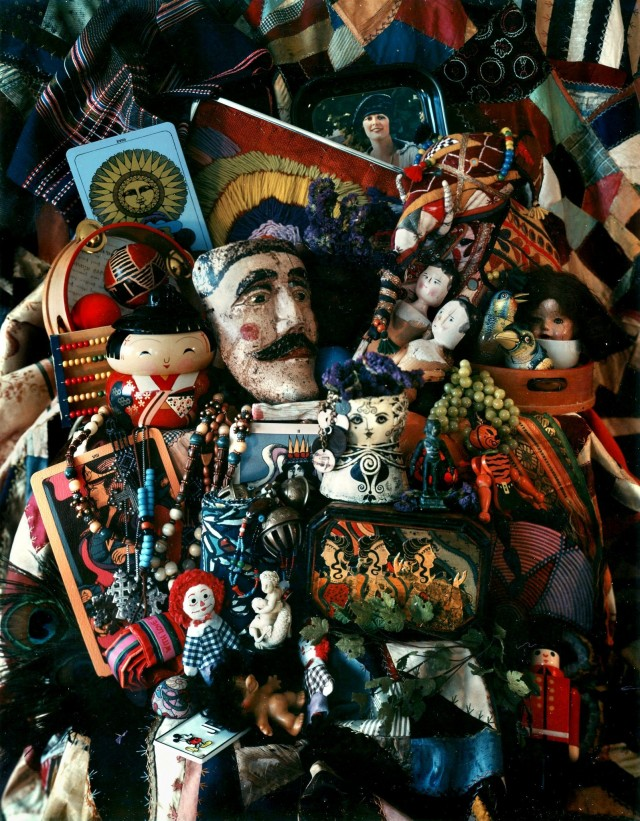 Воспоминания II, 1976 год. Фотограф Мари Косиндас