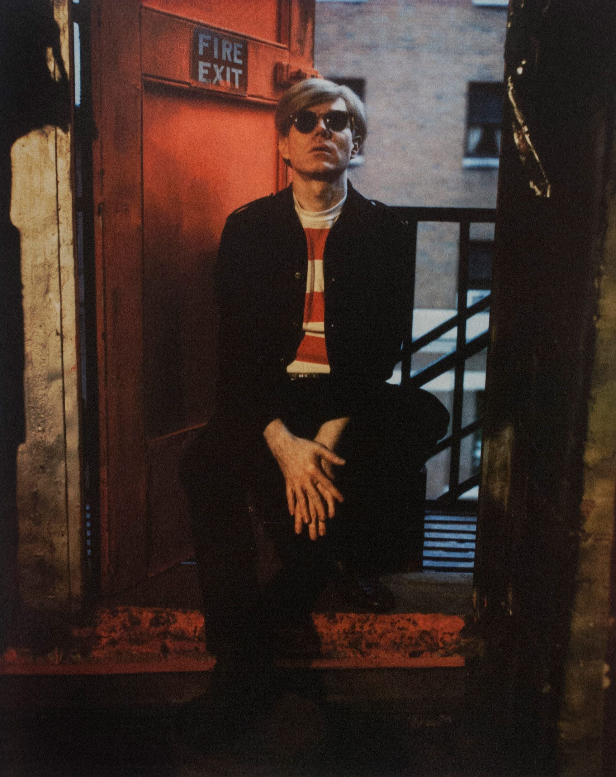 Энди Уорхол, 1966 год. Фотограф Мари Косиндас