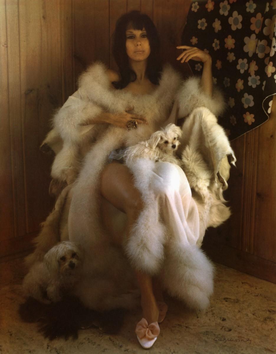 Эми, Бостон, США, 1965 год. Фотограф Мари Косиндас