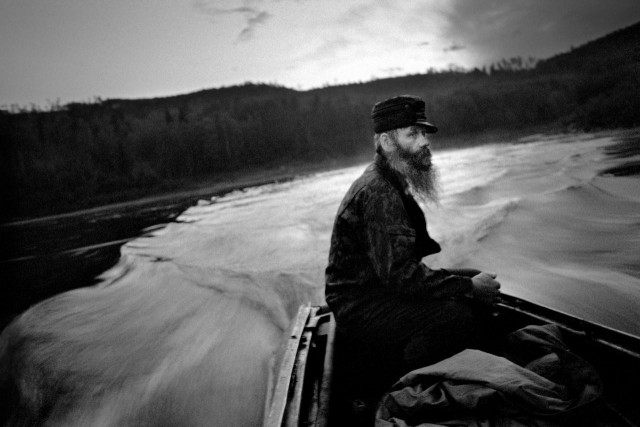 Из книги «Сибирь». Фотограф Мартин Вагнер