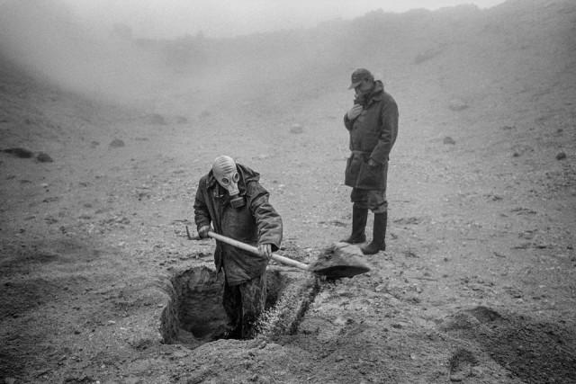 Из серии «Вулканологи». Фотограф Мартин Вагнер