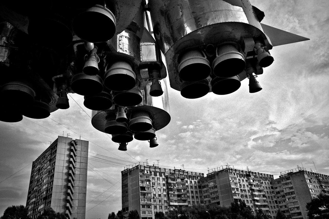 Из серии «Где начинается Европа». Фотограф Мартин Вагнер