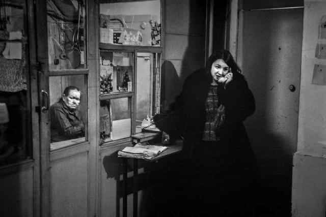 Иркутск, 2000. Фотограф Мартин Вагнер
