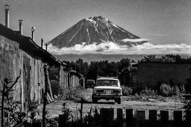Камчатка, 2000. Фотограф Мартин Вагнер