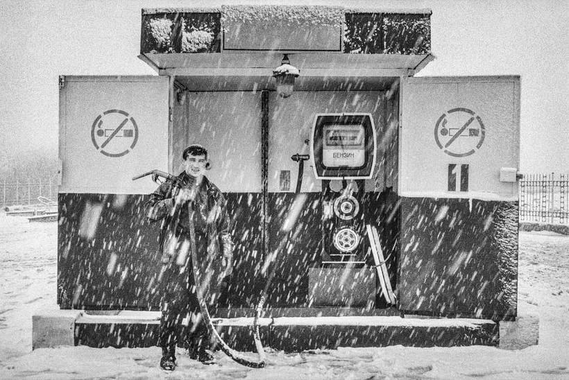 Подкарпатская Русь, Украина, 1998. Фотограф Мартин Вагнер
