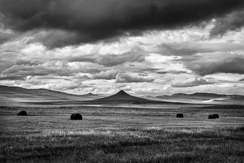 Республика Хакасия, Сибирь, 2016. Фотограф Мартин Вагнер