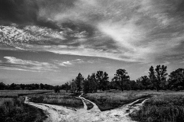 «Дороги». Фотограф Мартин Вагнер
