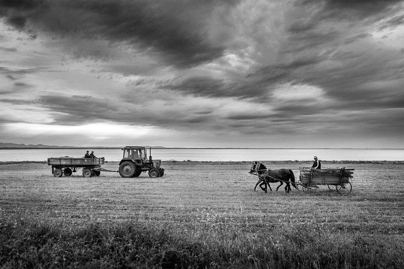 На берегу озера Кагул, Украина, май 2018-го. Фотограф Мартин Вагнер