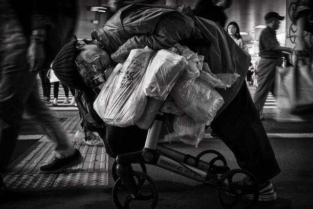 Финалист, 2020. «Городу нужны люди». Фотограф Эш Шинья Каваото