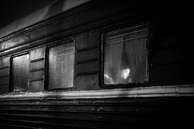 Финалист, 2020. Девушка в окне, Украина, 2020. Фотограф Pepijn Thijsse