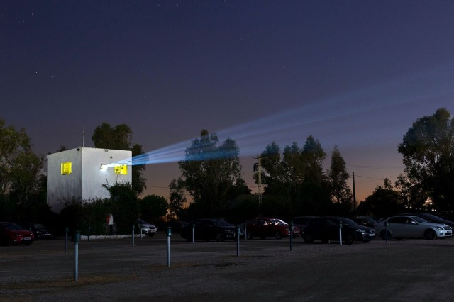 Выбор жюри, 2020. «Уик-энд». Автокинотеатр, Испания. Фотограф Гала Фонт Де Мора Марти