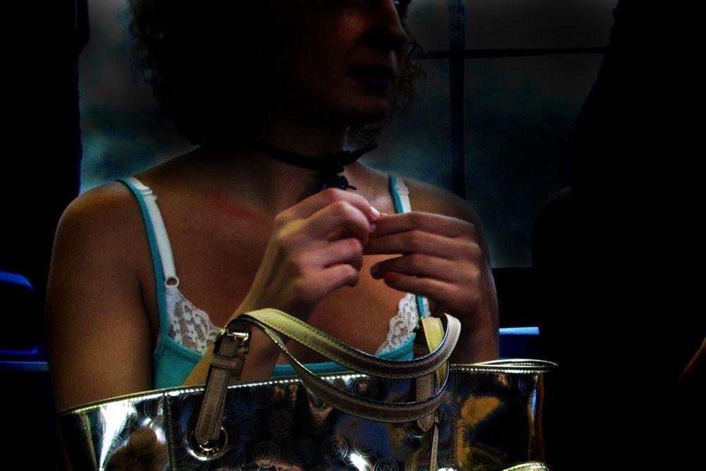 Выбор жюри, 2020. Кинематографичный ночной Майами. Фотограф Эрика Анна Шумахер