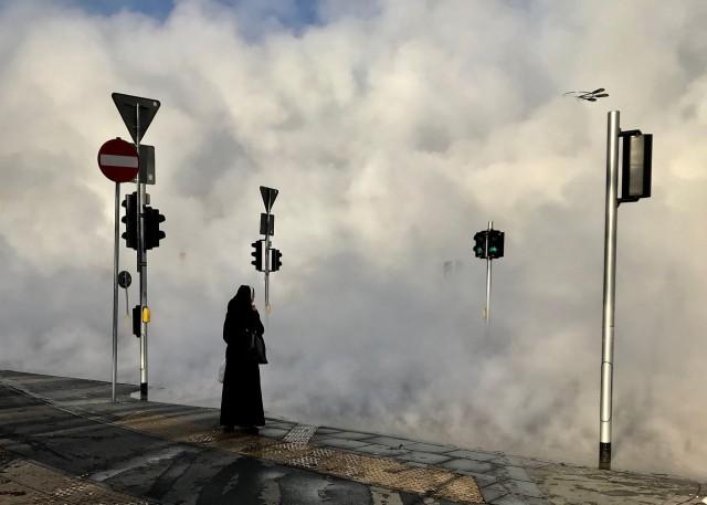 Финалист, 2020. «Явление». Фотограф Томаш Мадейски