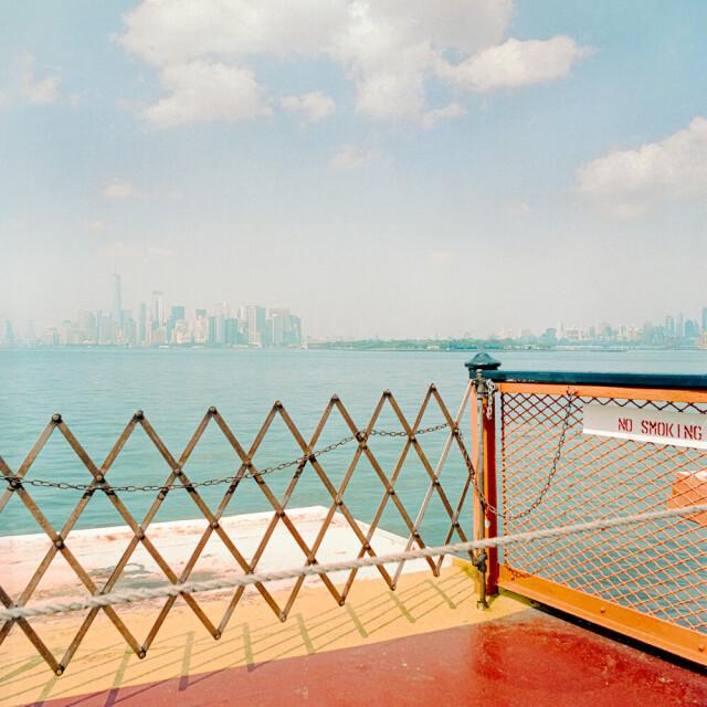 Финалист, 2021. День в городе, Нью-Йорк, 2021. Фотограф Джейсон Чемберс