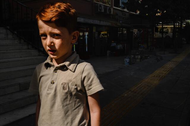 3-е место в категории «Серия фотографий», 2021. «Вне тени». Фотограф Анна Бирет