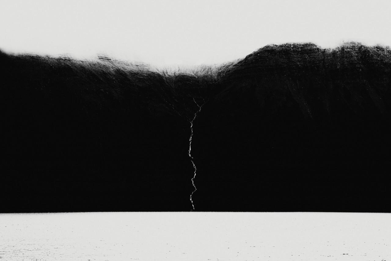 Небольшой водопад. Западные фьорды, Исландия. Фотограф Ханг Чен