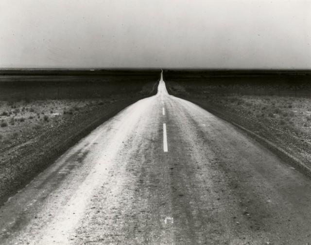 Дорога на Запад, Нью-Мексико, 1938. Фотограф Доротея Ланж