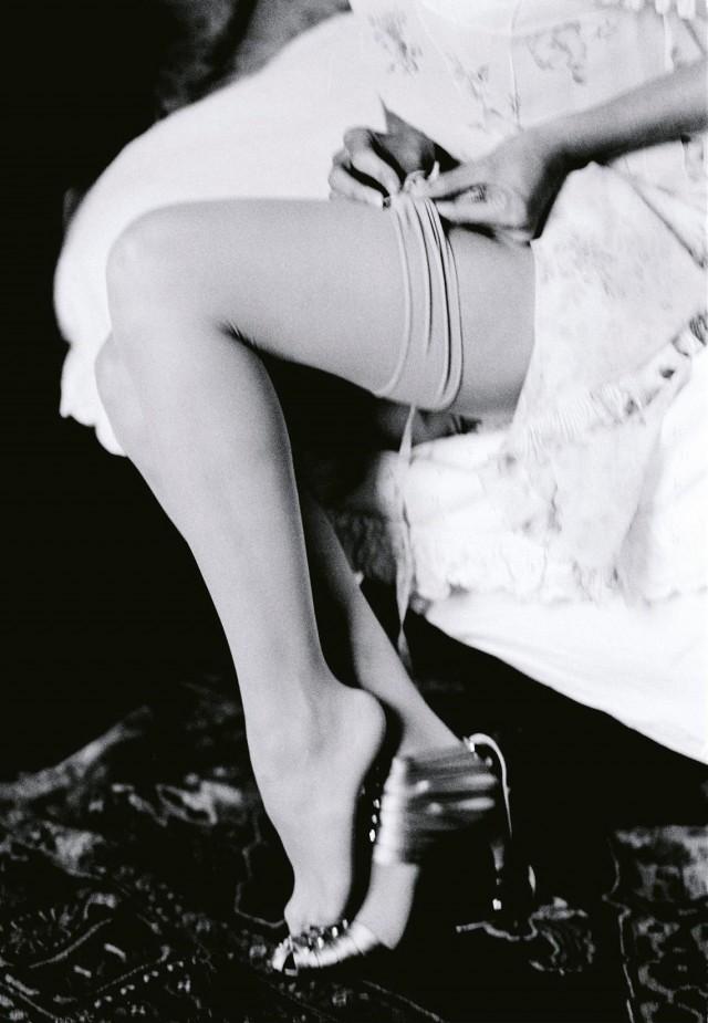 Пенелопа Крус для Vogue Spain, 2004. Фотограф Эллен фон Унверт