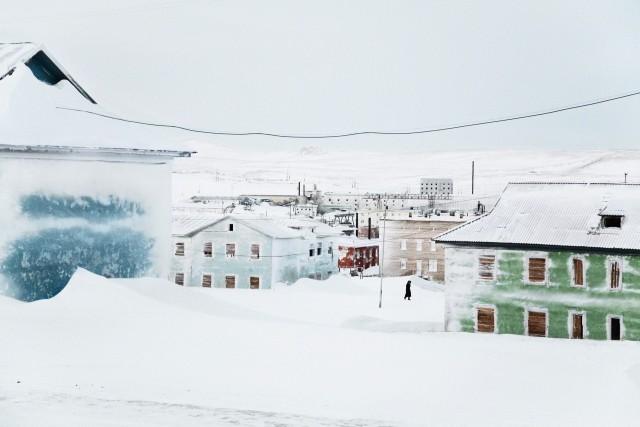 Из серии «Тикси», 2012. Фотограф Евгения Арбугаева