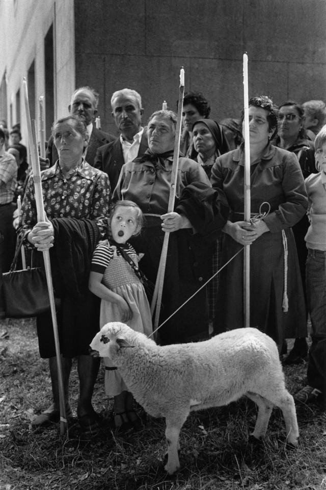 Традиционная Испания, 1979. Фотограф Кристина Гарсия Родеро