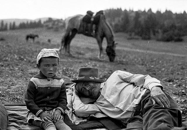 Киргизия, 1983. Фотограф Виктория Ивлева