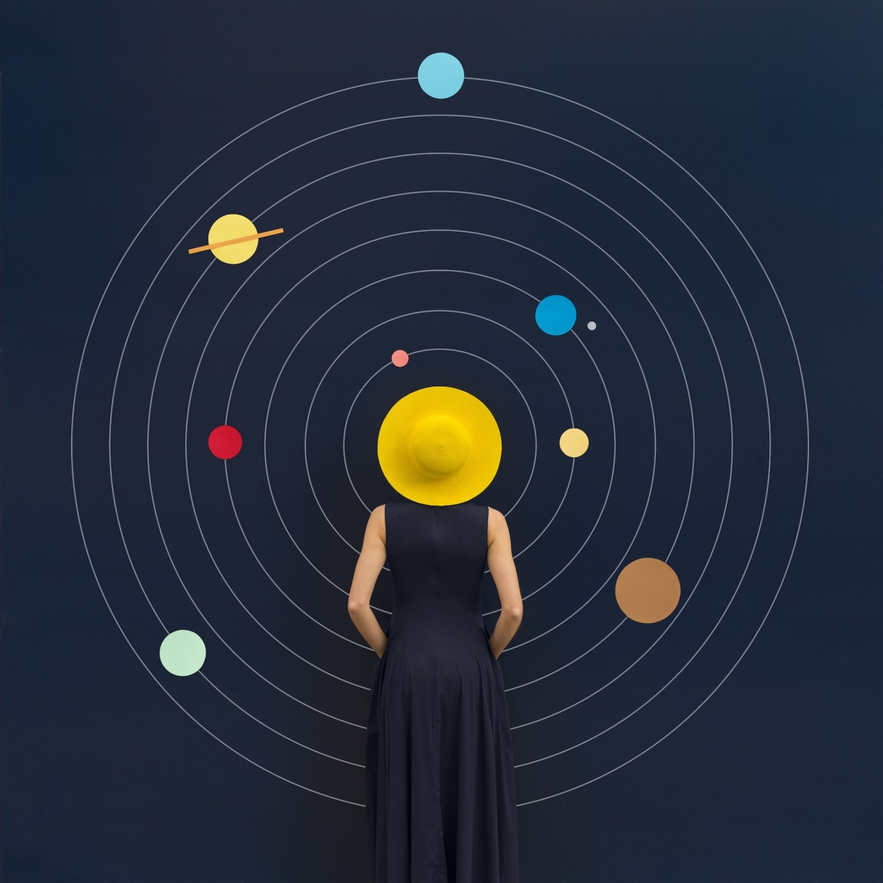 «Солнечная система». Фотограф Анна Девис