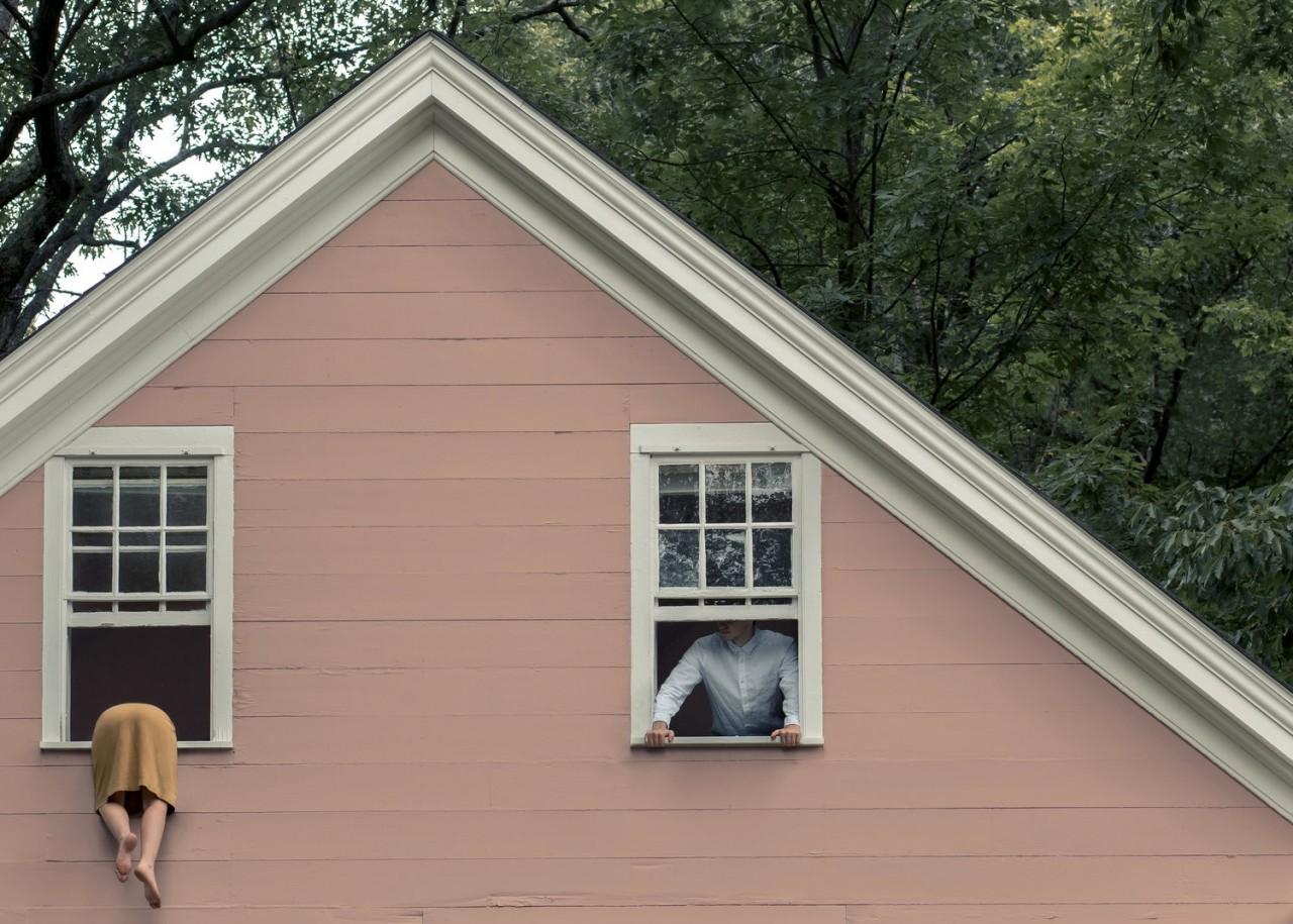 «Не могу войти». Фотограф Брук ДиДонато