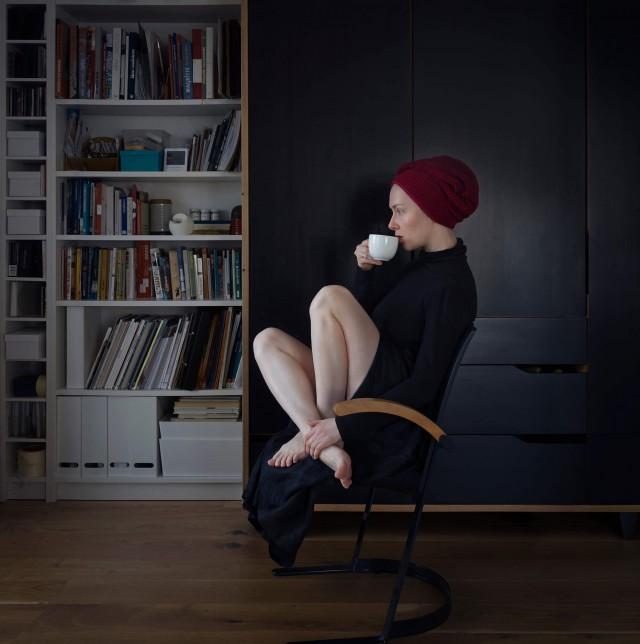«11 миллилитров в минуту» (кофепитие). Фотограф Катерина Белкина