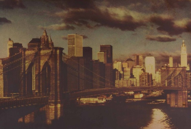 Бруклинский мост, 2007. Фотограф Шейла Мецнер