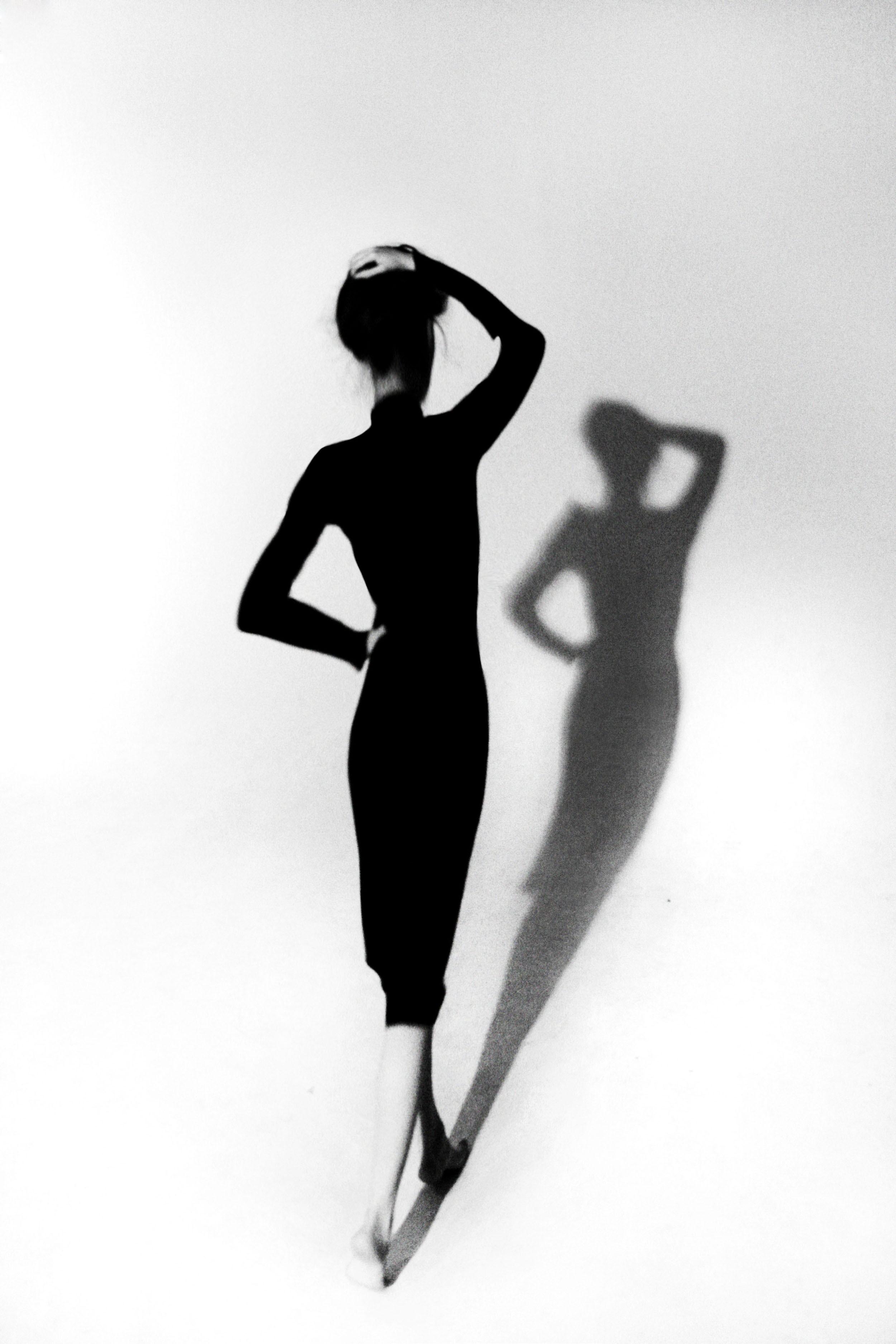 Тень. Фотограф Эстер Идельсон